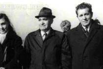 Стратия Скерлев посрещаше емигрантите в Истанбул