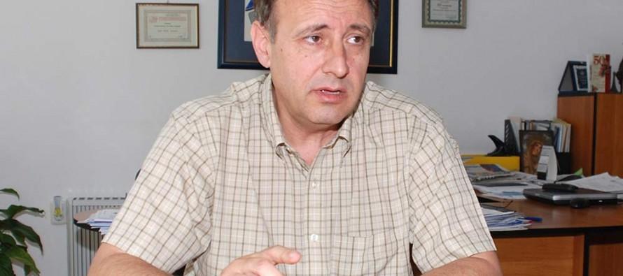 """Атанас Бързев, """"Проблемът с водата в Симеоновград е поставен още  през 2007 година"""""""