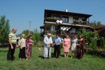 Севда и Фети откриха своята къща за гости