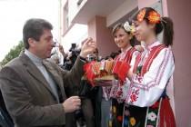 Президентът Георги Първанов ловува в Сакара