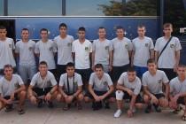 Най-малките футболисти на Свиленград заминаха на турнир