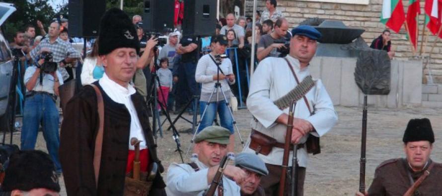Тракийци участваха в тържествата на Петрова нива