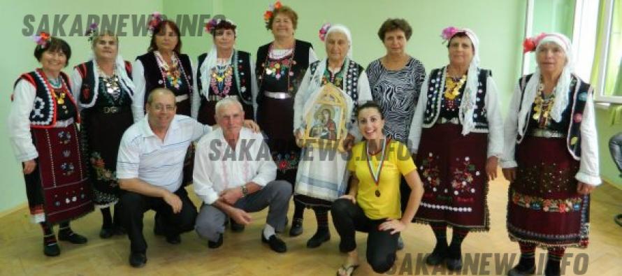 Бронзов медал и комплексна награда спечелиха таланти от с. Доситеево