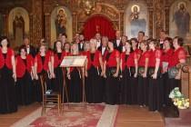 """Словаци пяха църковна музика в храма """"Св. Иван Рилски"""""""