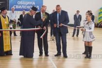 Бойко Борисов откри новата зала в Свиленград