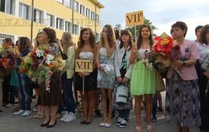 """Първият учебен ден в ОУ """"Иван Вазов"""""""