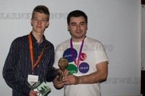 Ясен от Свиленград спечели награда за най-добър програмист