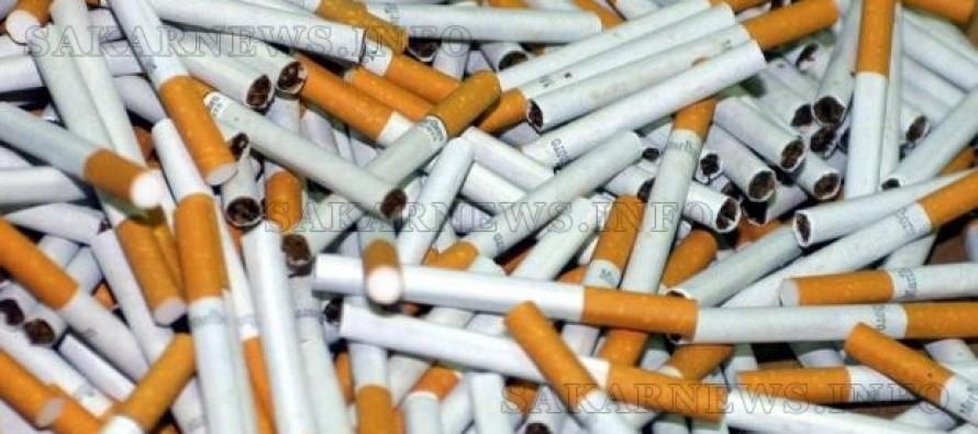 Условна присъда за контрабандиране на цигари
