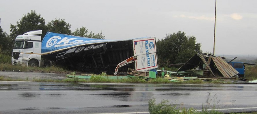Три жертви от катастрофи за няколко часа