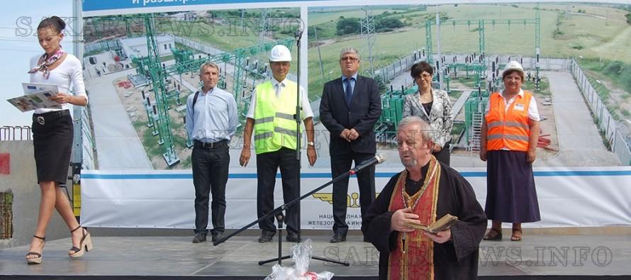Започна реконструкцията и електрификация на железопътната линия Пловдив – Свиленград по коридори IVи IХ