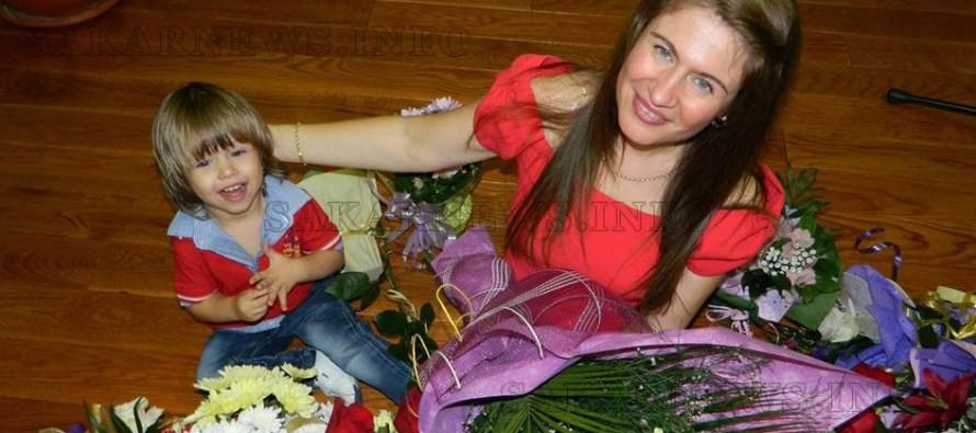 """Светлана представи стихосбирката си """"Дъждовни магистрали"""""""
