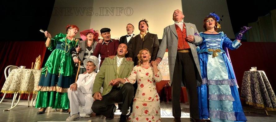 Тополовградските театрали се завърнаха от международния фестивал
