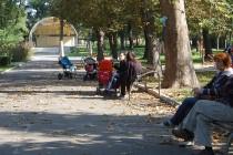 Градската градина на Харманли отново в опасни ръце