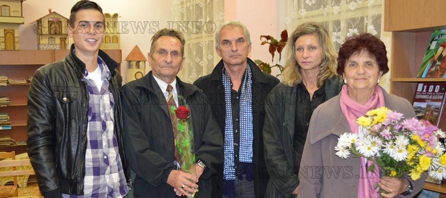 Иван Кукучев представи новата си книга