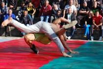 Национален състезател взе наградата на борбите в Харманли