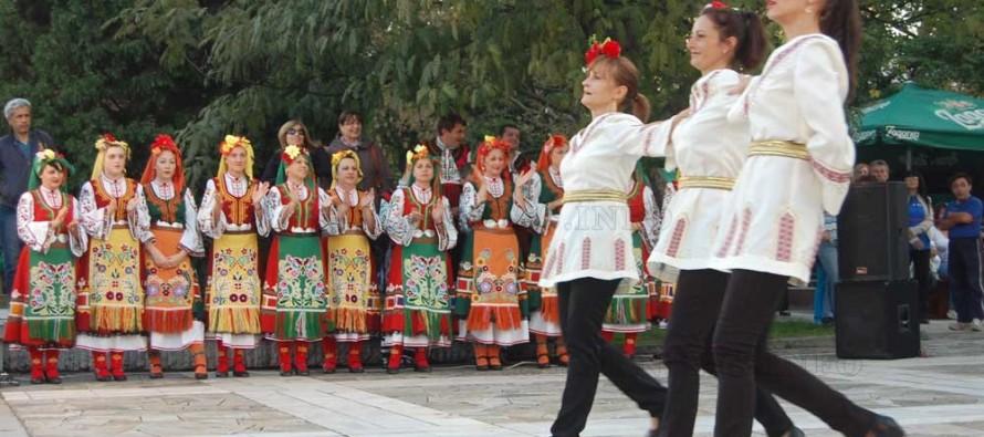 """Тази година на танцовия фестивал """"Гергана"""" участваха четири състава"""