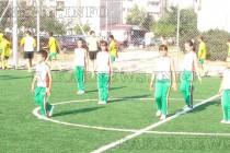 Деца от градините започнаха да се занимават със спорт