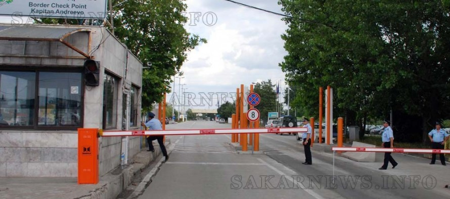 Нормална обстановка на границата с Турция