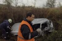 Мъж се бори за живота си след катастрофа на Е-80