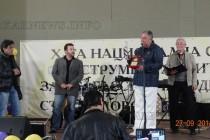 Фолк групи от цяла България веселиха Стамболово