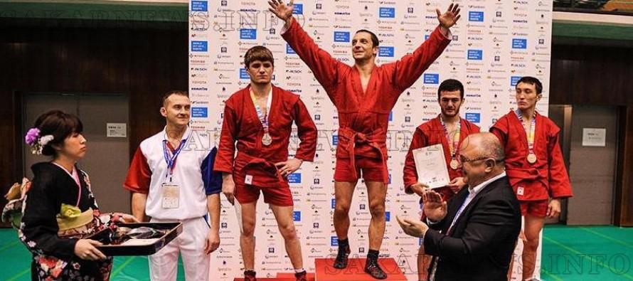 Тополовградчанин стана световен шампион по самбо