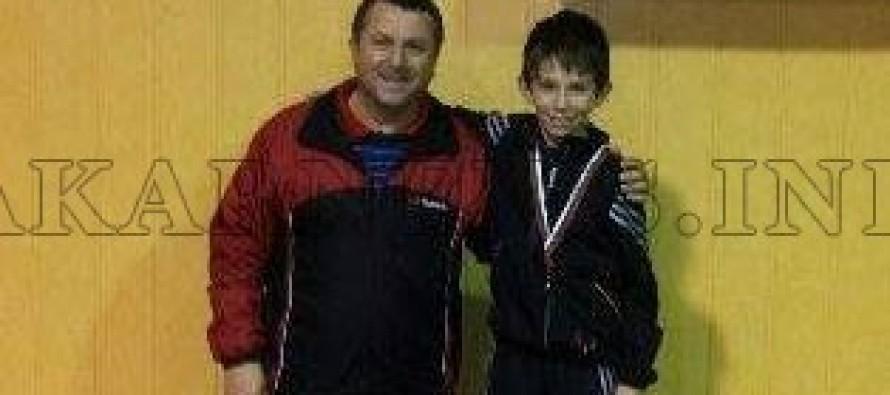 "Иван Желев спечели бронзов медал  на ""Млад олимпиец"""