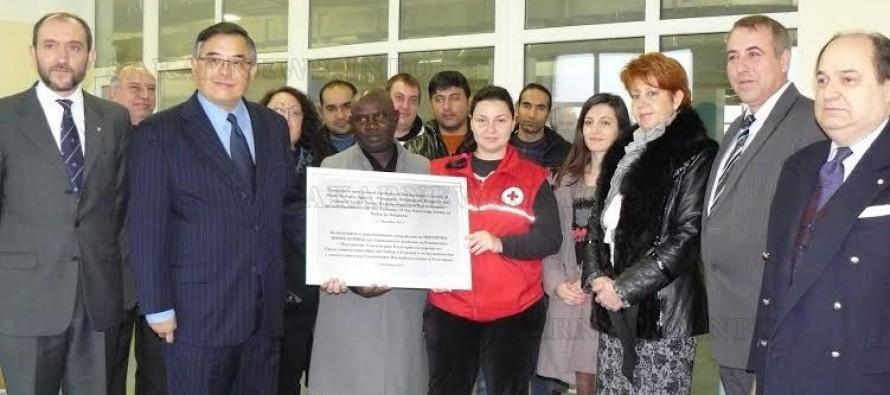 Двама посланици бяха гости на кмета на Свиленград