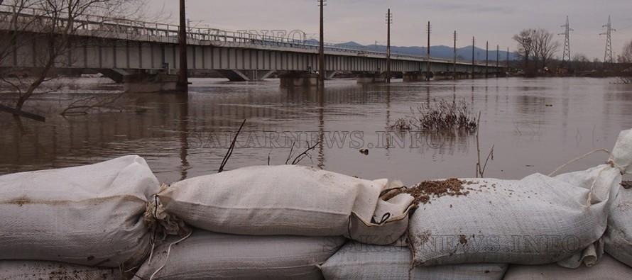 В Свиленград обстановката е усложнена, част от Хасково и Минерални бани – без вода