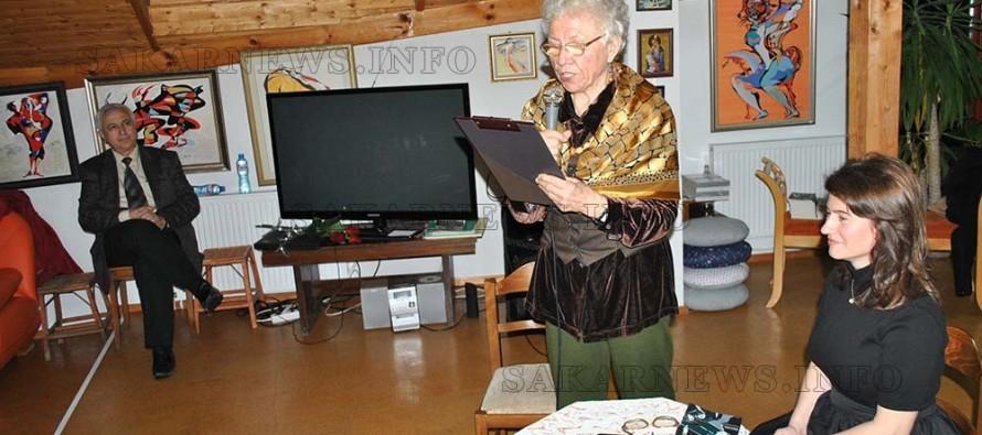Успешна премиера за книгата на Светлана Николова и в Хасково