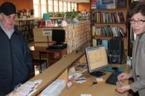 Без глоба днес в библиотеката в Хасково