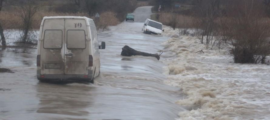Обстановката на някои места в региона още е критична