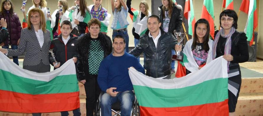 Георги Киряков е спортист на годината в Тополовград