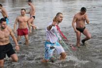 Бъдещ полицай извади кръста в Димитровград