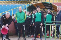 "Футболистите на ""Свиленград – 1921"" започнаха тренировки"