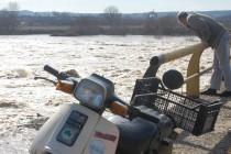 Гърците също страдат от придошли реки