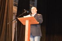 Кметът Божинов се отчете за 2014 г.
