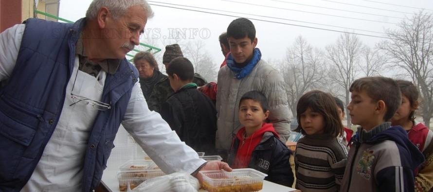 Село Бисер почете паметта на загиналите във водната стихия