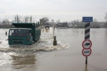 В Одрин всички мостове са залети, хората бедстват