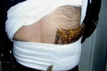 Българин, облепен с хероин за четвърт милион лева, разкриха на Капитан Андреево