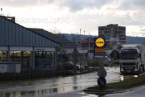 Мазета в Харманли под вода, р. Съзлийка отново заля моста край Симеоновград