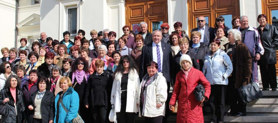 Любимчани се запознаха с управата на Народното събрание
