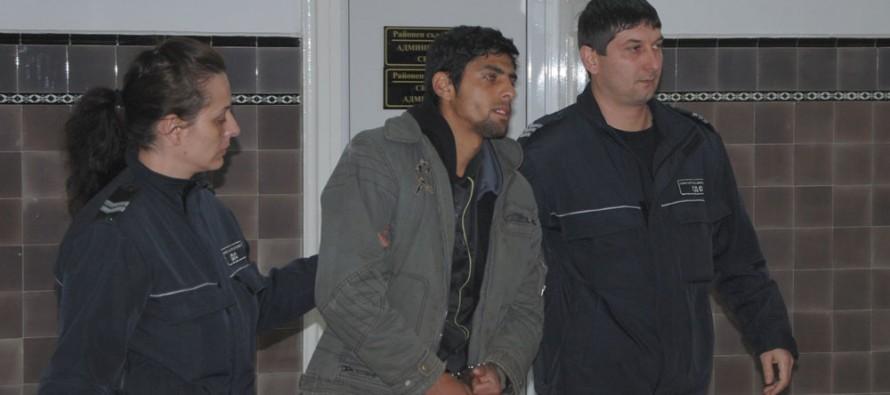 Нападател за втори път пред съда за нападение с брадва