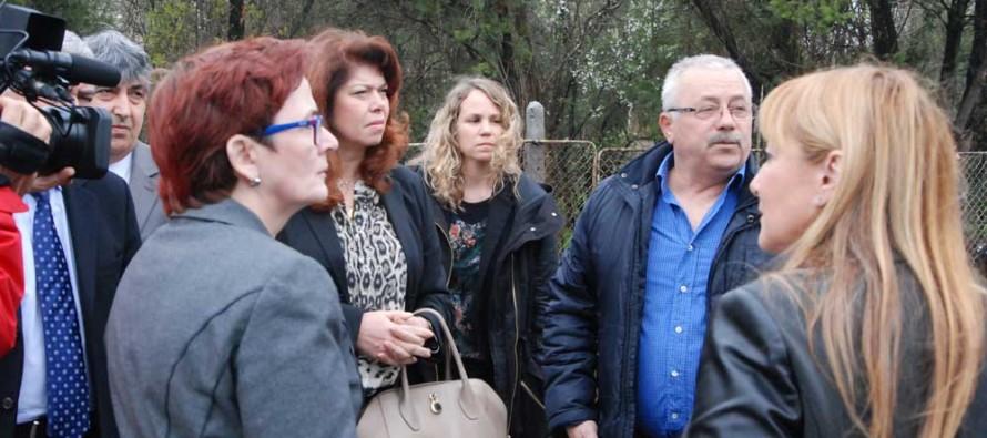Евродепутати в Харманли заявиха, че ще решават проблемите на бежанците