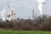 Запали се цех за производство на амоняк в Димитровград