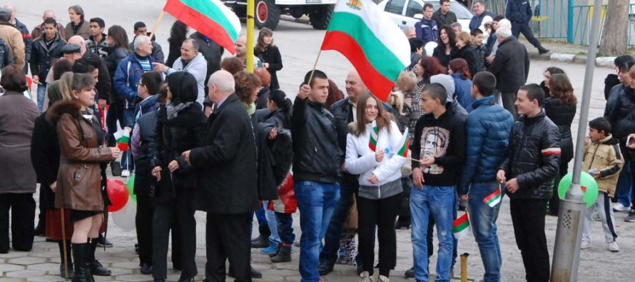 """За Националния празник в Симеоновград звуча """"Опълченците на Шипка"""""""