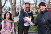 Бежанци благодариха на българите, че страната им ги е приела