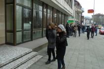 Над 300 се явиха на изпит за митничари в Хасково