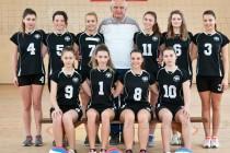 Момичетата от  Любимец блеснаха като най-добрите волейболистки сред гимназистките