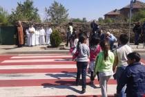 За Черния Великден в Симеоновград – панихида и нови пешеходни пътеки