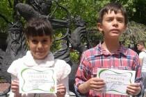 Поредни успехи за симеоновградски ученици